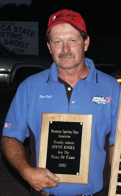 WSCA 2002 HOF - Steve Knoll